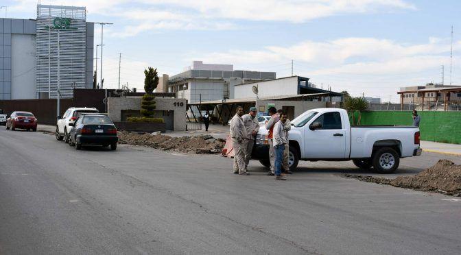 Detecta Sideapa toma de agua irregular en la CFE (El Siglo de Durango)
