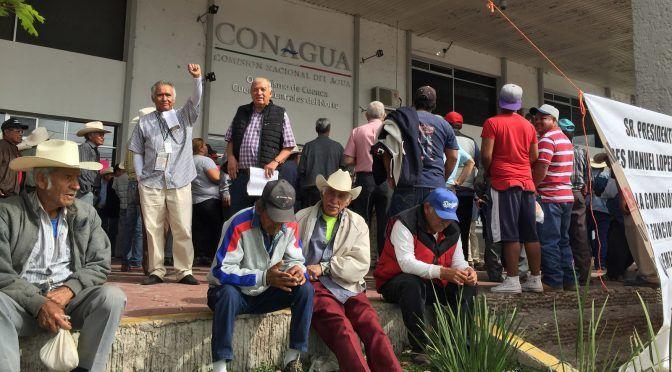Coahuila: Denuncian anomalías por reparto de agua (El Siglo de Torreón)