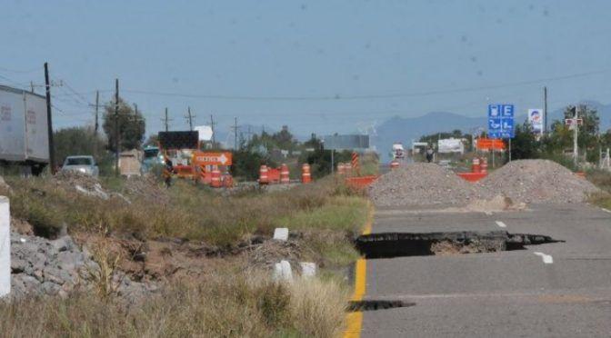 Sigue destrozado El Valle del Carrizo tras inundación (NNC)