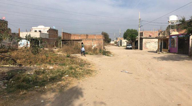 Estamos en el abandono: vecinos de Piedra Azul (Milenio)