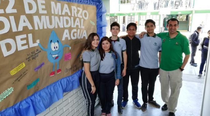 Impulsan campaña a favor del agua (El Siglo de Torreón)