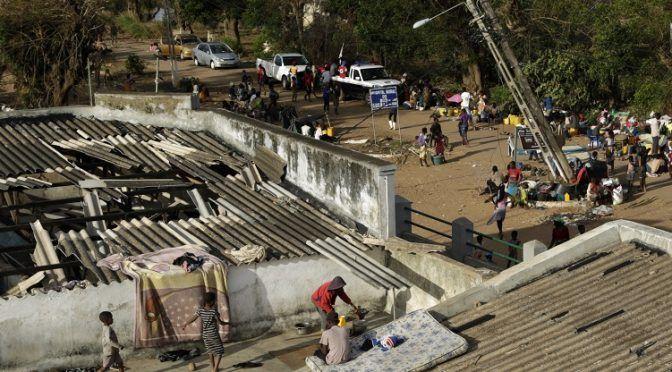 Sube a 750 cifra de muertos por el ciclón 'Idai' en Mozambique ( El Diario NTR)