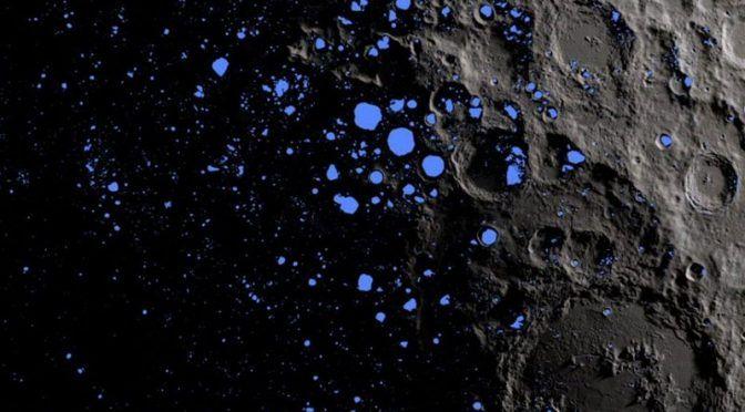 Observan movimiento del agua en la Luna (Uniradio Informa)