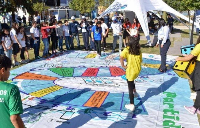 Sameep celebró el Día Mundial del Agua con actividades recreativas (Chaco Hoy)