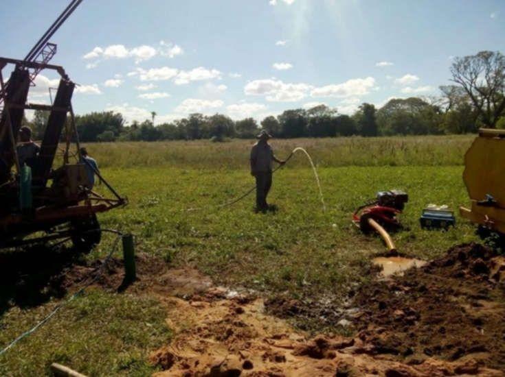 Otro pequeño productor agrícola con acceso al agua en San Miguel ( Corrientes Hoy)