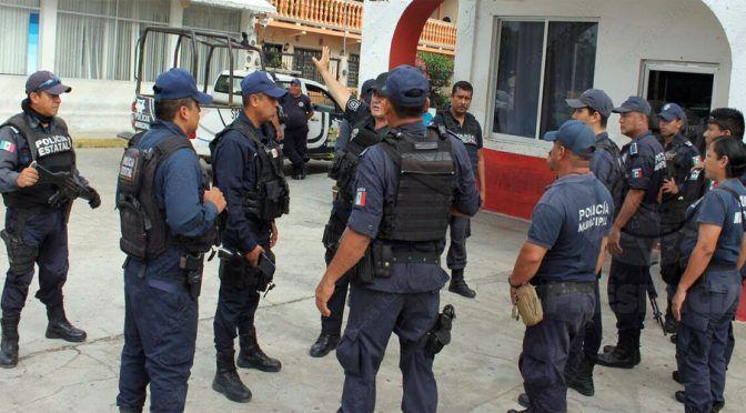 Alerta policiaca por narcoviolencia en Las Choapas y Agua Dulce (Presencia)