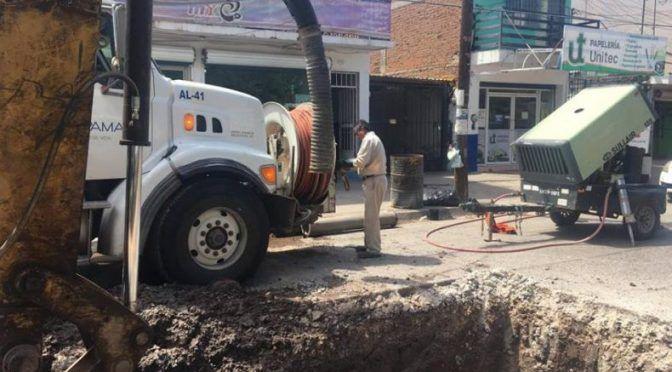 En Los Mochis habrá baja presión de agua debido a mantenimiento ( En linea Directa)