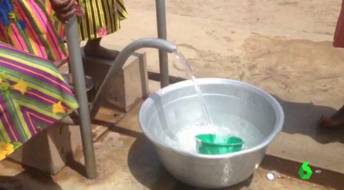 """La falta de agua potable, un arma silenciosa pero mortal: """"Mata a más de 4.500 niños todos los días"""" (Lasexta)"""