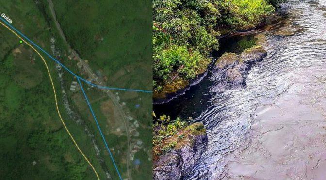Ecopetrol denuncia derrame de crudo en río Güiza tras atentado (El Tiempo)