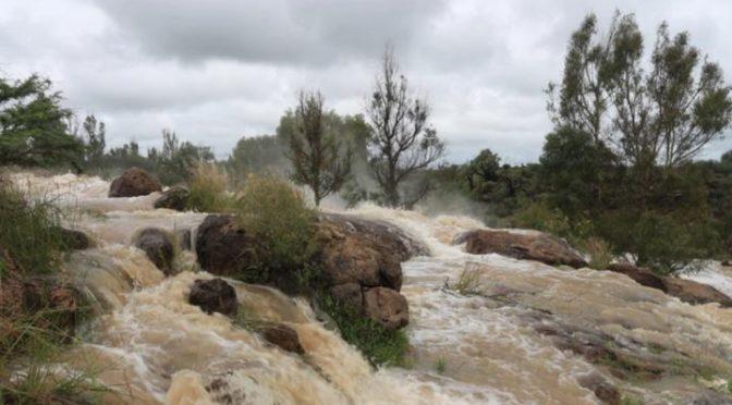 Se reduce almacenamiento de presas en el estado (El siglo de Durango)