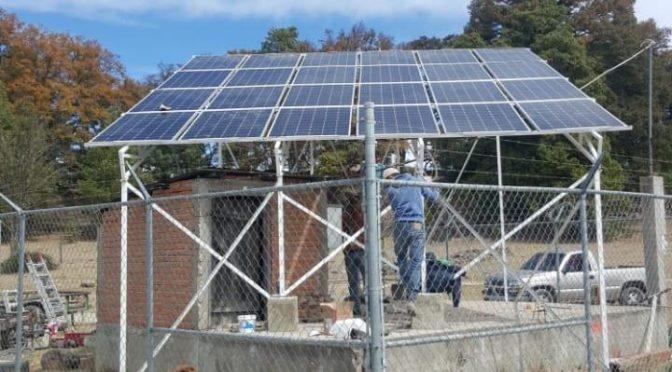 Durango: Ahorran en pozos con energía solar (El Siglo de Durango)