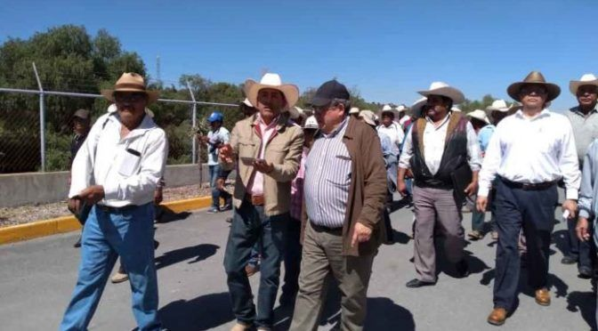 Hidalgo: Atiende Conagua demandas por tratadora de aguas en Atotonilco (El Independiente)