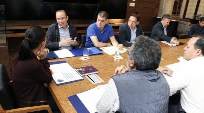 Benito Juárez busca coordinar acciones de abastecimiento de agua (La Razón)
