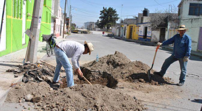 Tlaxcala: CAPAM repara línea que contaminaba el agua potable en 2 comunidades (e-Consulta)