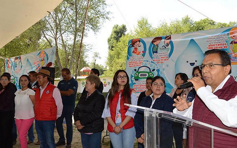 Conmemora CGE Día Mundial del Agua (El Sol de Tlaxcala)