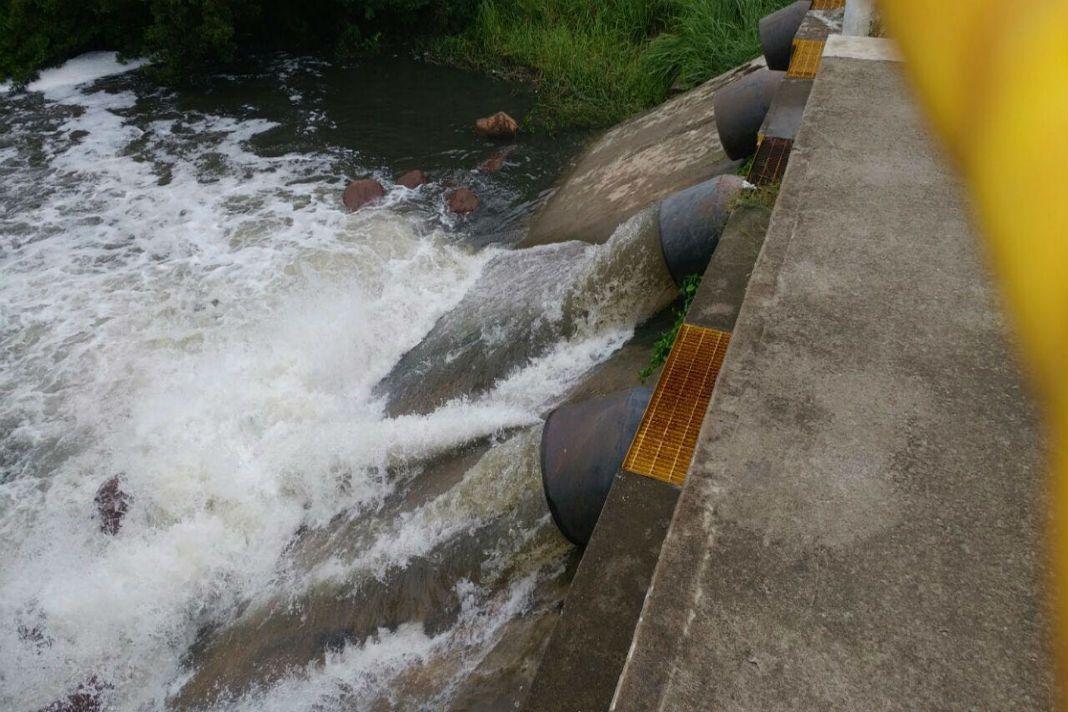 Contaminación del agua (infografía)