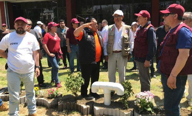 CDMX: Alcaldía de Iztacalco instala sistema de captación de agua pluvial (La prensa)