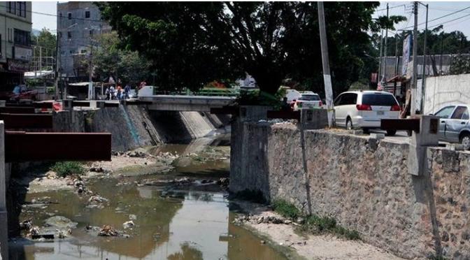 Guerrero: Contaminación del Huacapa pone en riesgo salud de pobladores en Mochitlán (Bajo Palabra)