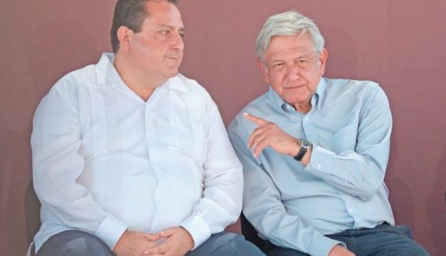 AMLO anuncia cancelación de proyecto minero en BCS (El Economista)