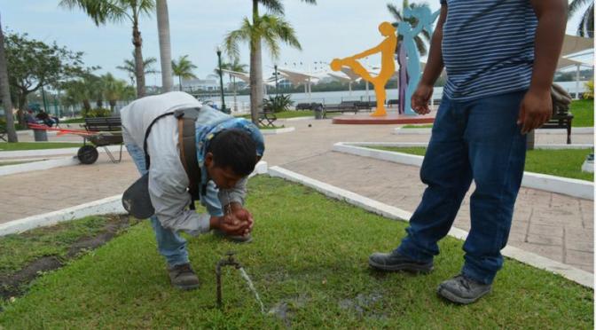 Cuidarán Ciest y Coepris la calidad del agua (Sol de Tampico)