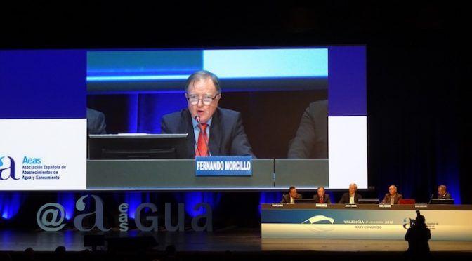 """Inaugurado el """"XXXV Congreso AEAS"""" con más de 700 congresistas y expertos del agua de toda España (Aguas Residuales)"""