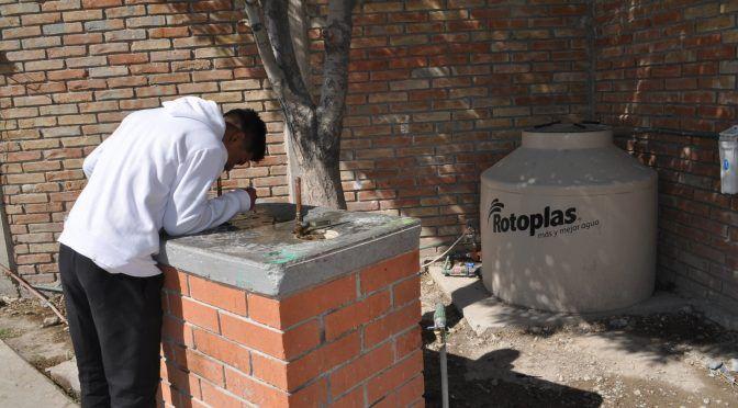 Preocupa desabasto de agua en colonias de Torreón (El Siglo de Torreón)