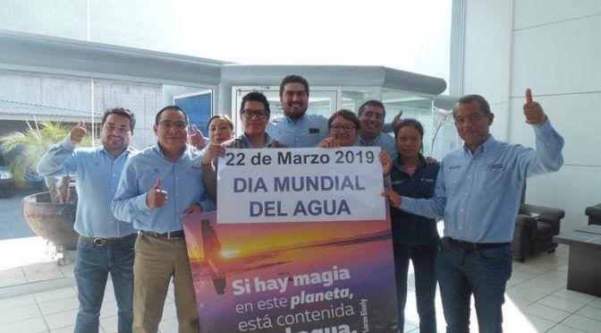 Realiza Cruz Azul campaña para cuidado del agua (El Sol de Puebla)