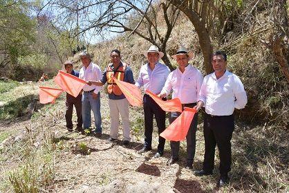 Oaxaca: Encabeza Oswaldo García limpieza y desazolve de ríos (Oaxaca día a día)