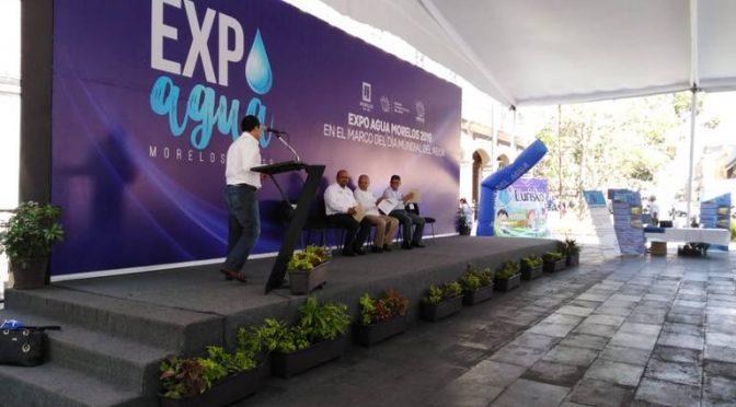 Día Mundial del Agua: Fomentan el cuidado con expo en Plaza de Armas ( El sol de Cuernavaca)
