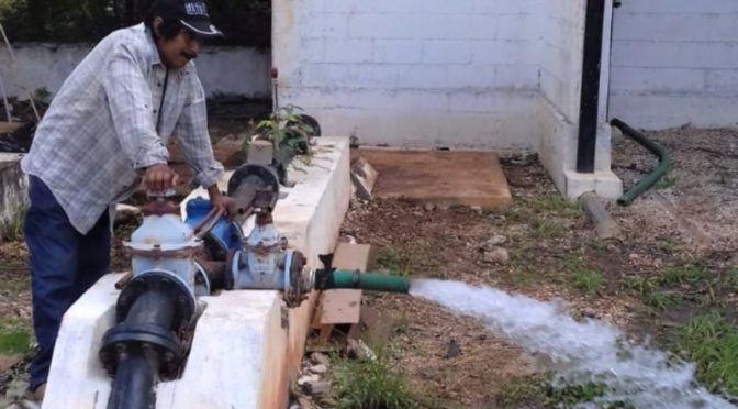 Por desaparecer varios sistemas de agua municipales (Diario de Yucatan)