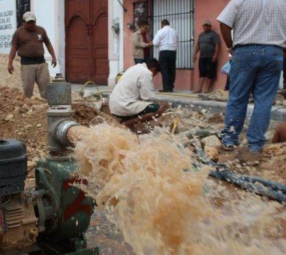 """Entre sospechas de que hay """"huachicol"""" del agua (El Diario de Yucatan)"""