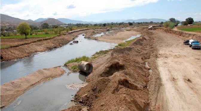 Exigen saneamiento de los ríos Atoyac y Salado (El Imparcial)