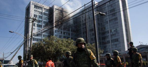 CDMX: Por incendio en Conagua suspenden términos y plazos de procedimientos hasta el 29 de marzo (Aristegui noticias)