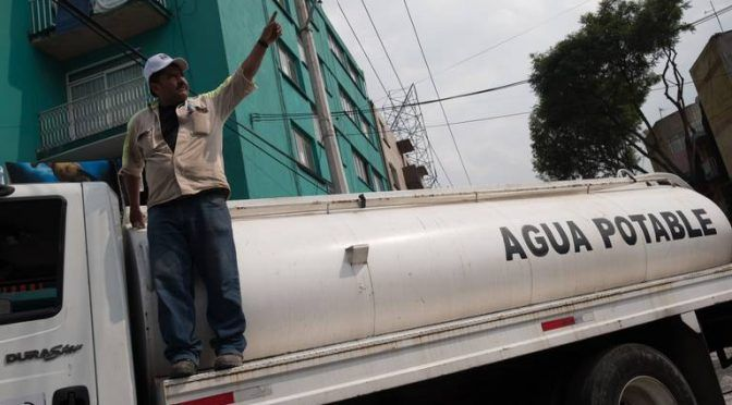 En temporada de estiaje hay mayor demanda de agua (El Occidental)
