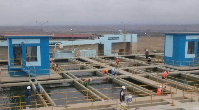 Se ejecutará proyecto de ampliación de Planta de Agua Potable El Arenal para beneficio de Paita y Talara (El Regional Piura)