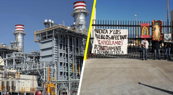 Morelos: Unesco da recomendaciones a CFE sobre Huexca; Conagua vigilará que las cumplan (proceso)