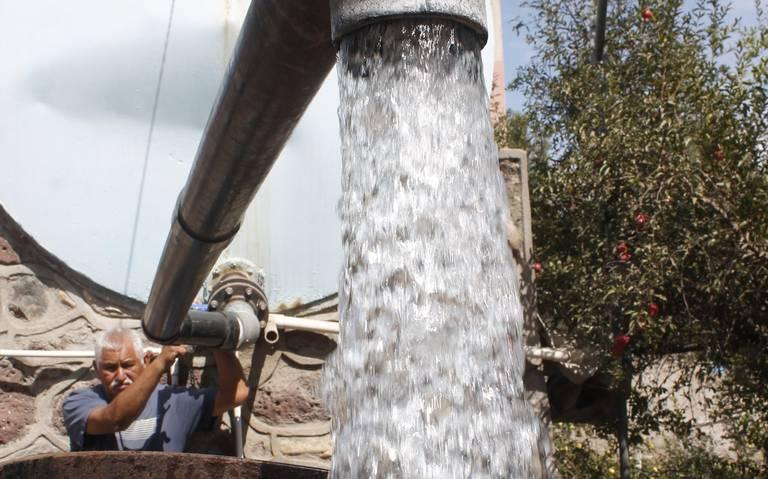 11 colonias, sin servicio de agua (El Sol de Tijuana)