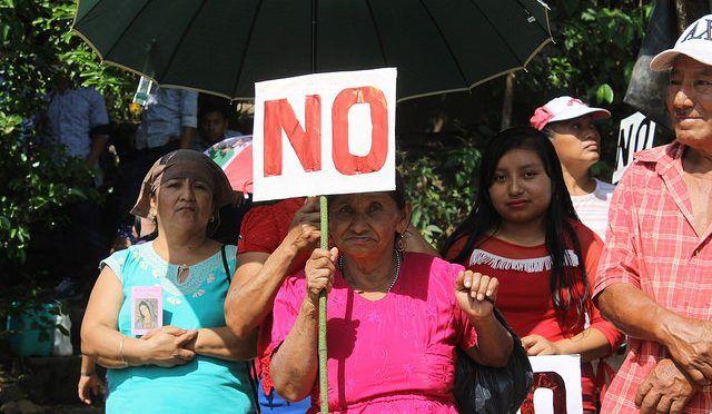 Chiapas: 98 represas amenazan el agua y la vida (paralelo)