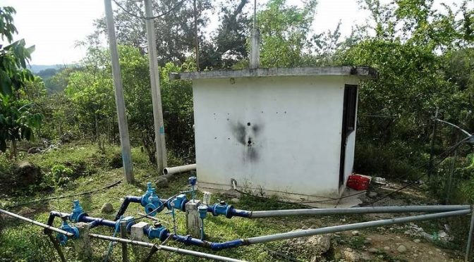 Hidalgo: Sin agua 16 colonias de Orizatlán (El Sol de Hidalgo)