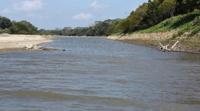 Destapan ramal del Usumacinta; beneficiará con agua potable a Tabasco (La jornada)