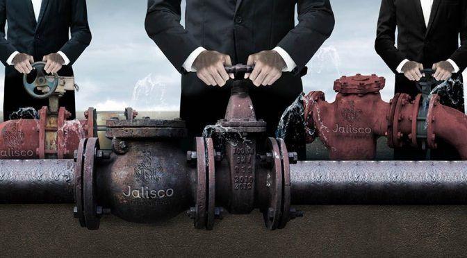 Jalisco: Acaparadores del agua (reporte indigo)