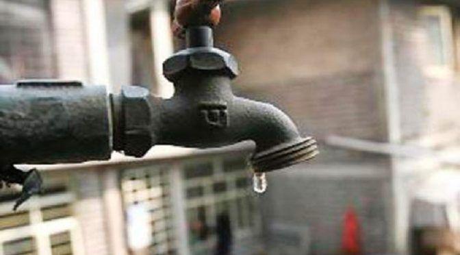 CDMX: Sin acceso a la red de agua potable, 9.3 millones de mexicanos: Coneval (La jornada)