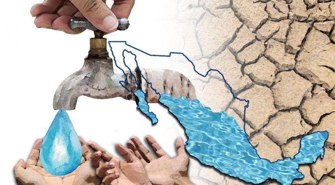 CDMX: Derecho al Agua (La silla rota)