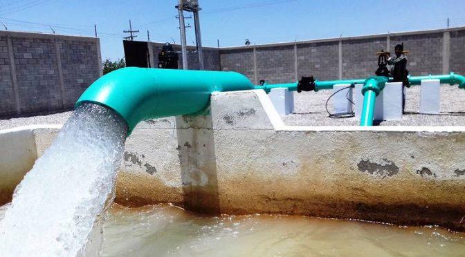 El 98 por ciento de los hogares gomezpalatinos tiene drenaje y agua potable (El Sol de la Laguna)