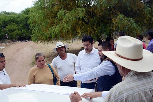 Zacatecas: Amplían red de agua potable en la colonia Antorcha de Zacatecas, en Guadalupe (La jornada zacatecas)