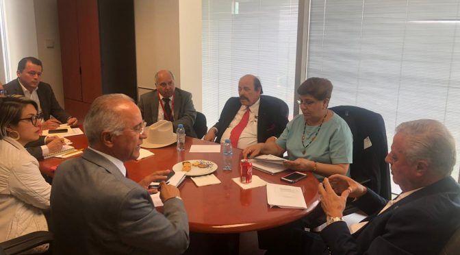 Coahuila: Analizan calidad del agua y gastos de extracción (El Siglo de Torreón)