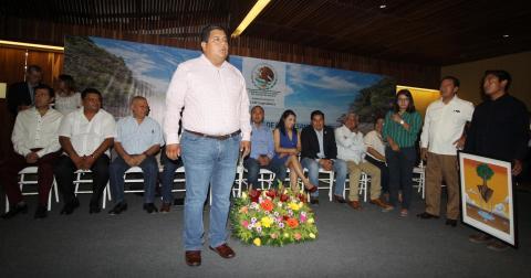 Garantiza Congreso inclusión de sectores para creación de nueva Ley de Agua en Oaxaca (E-Consulta)