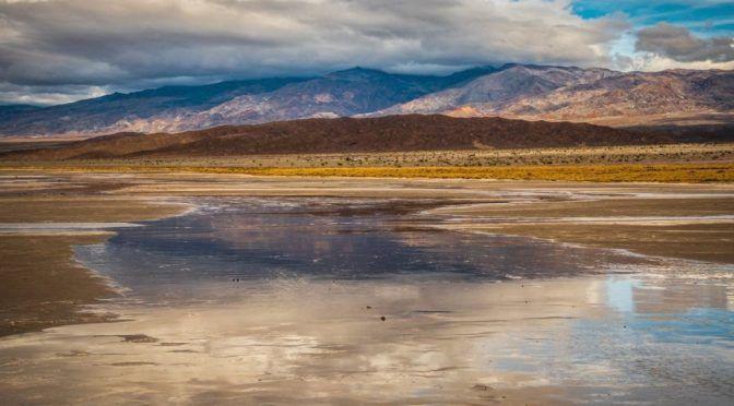 Aparece lago en el lugar más seco y caluroso de Estados Unidos, el Valle de la Muerte (Noticieros Televisa)