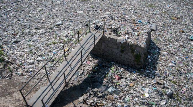 CDMX: Presa Becerra, de las más afectadas por acumulación de basura. (Noticieros Televisa)