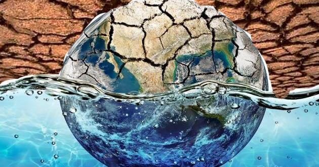 Grandes crisis de agua (infografía)